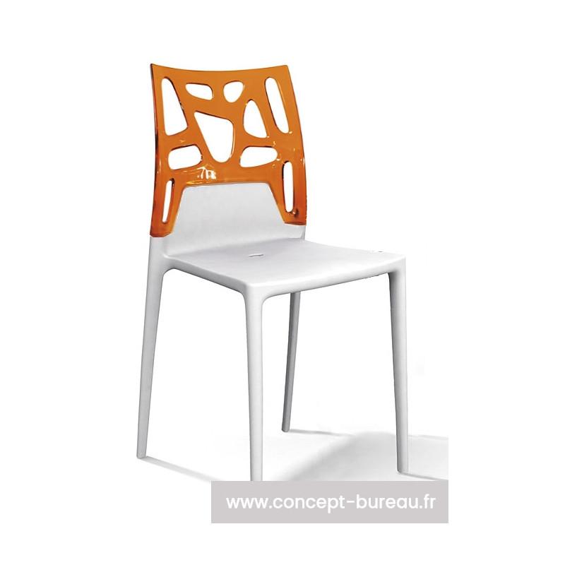 Chaise pour collectivité en polypro - STAND