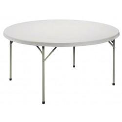 Table ronde pliante ultra légère - OPLA