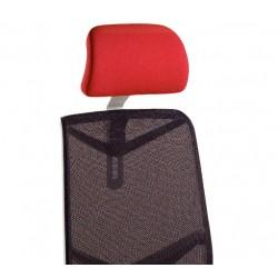 Fauteuil de bureau avec têtière dos résille GIROFLEX 68