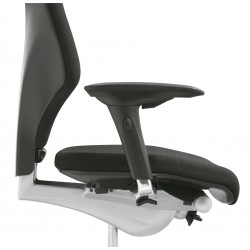 fauteuil de bureau ergonomique sp cial mal de dos giroflex. Black Bedroom Furniture Sets. Home Design Ideas