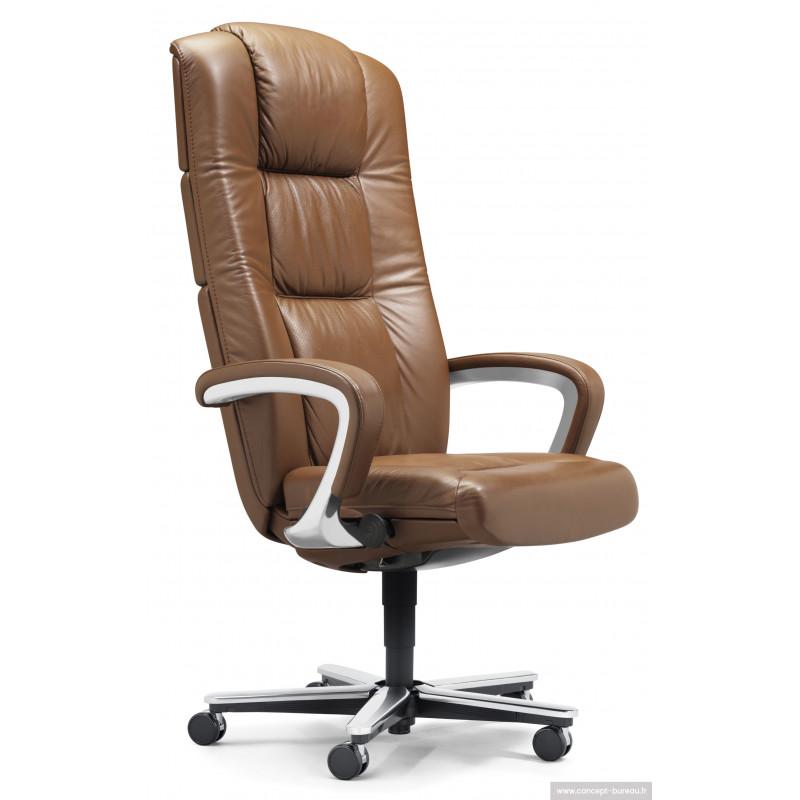 fauteuil de direction grand confort giroflex 81 si ge de bureau. Black Bedroom Furniture Sets. Home Design Ideas
