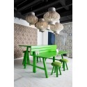 Bureau coworking GAÏA tables de bureaux h75 et h108cm