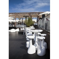 Table haute mange debout SIENI version extérieur / outdoor