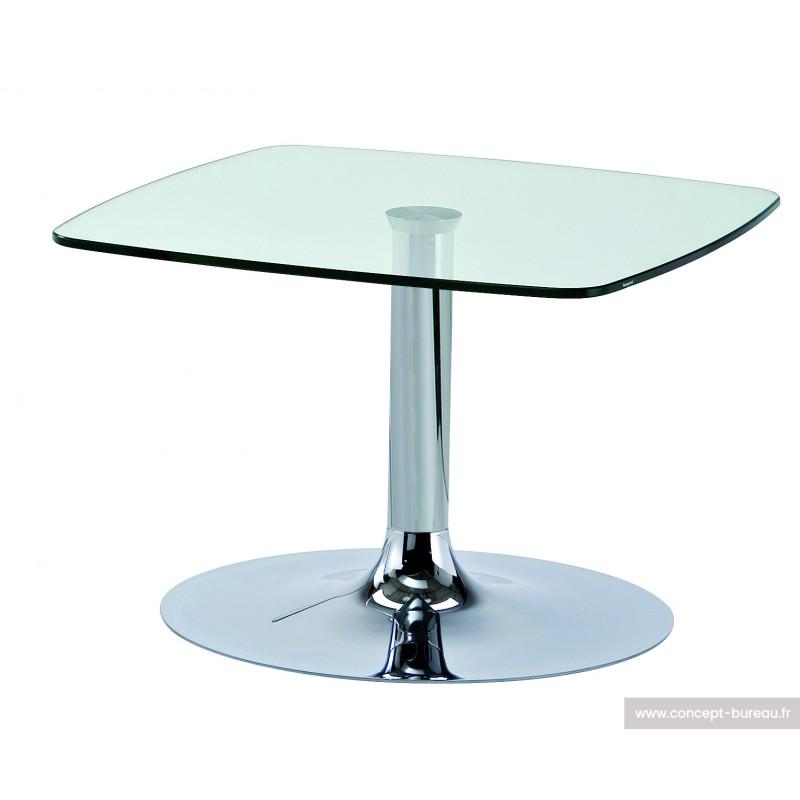 Table basse en verre BEIRA
