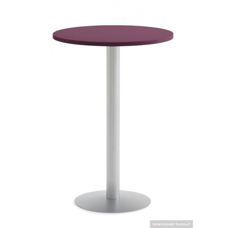 Table haute mange debout BAUDRILLART