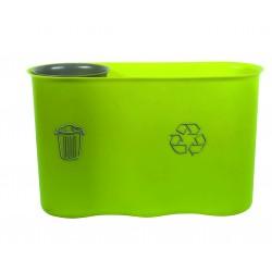 poubelles de bureau tri s lectif recyclage cologie. Black Bedroom Furniture Sets. Home Design Ideas