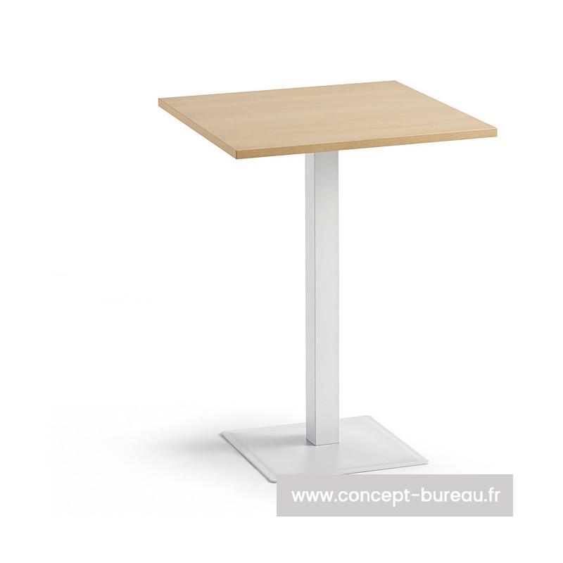 table haute mange debout ceniamo. Black Bedroom Furniture Sets. Home Design Ideas