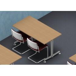 Table de réunion ou table de salle de cours