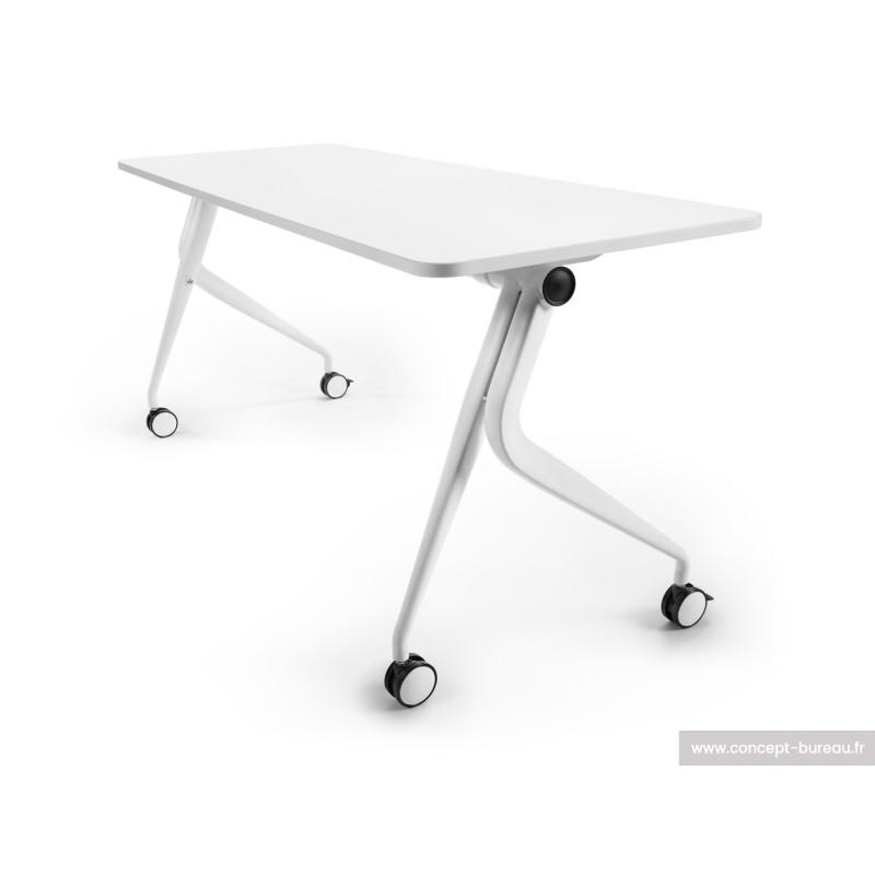 Table arrondie rabattable - MILADY