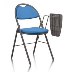 Chaise à tablette