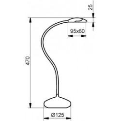 Lampe LED de bureau  RAMA