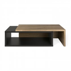Table basse Mondrian