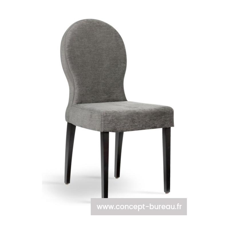 chaise restaurant capitonn e marostica mobilier restauration. Black Bedroom Furniture Sets. Home Design Ideas