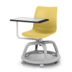 Chaise avec tablette pivotante Maestro