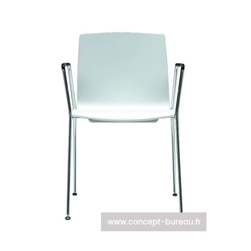 Chaise coque en bois KIMBOX