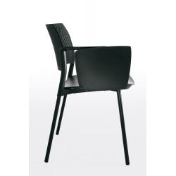 Chaise avec tablette écritoire MYOS