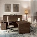 bureau de direction haut de gamme en bois