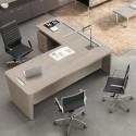 bureau haut de gamme en bois