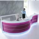 Banque d'accueil design DANCOURT
