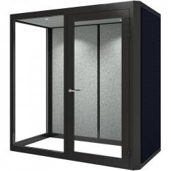 Cabine de bureau pour open space