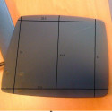 Tablette écritoire pour chaise tablette intégrée