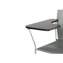 Chaise avec tablette écritoire MELODIE