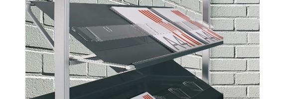 Présentez vos documents, mobilier d'accueil, objet déco - Concept Bureau