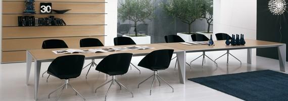 Mobilier de réunion, espaces de réunion en entreprise