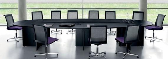 Tables de conférence, mobilier pour la réunion