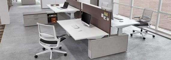 Tables réglables, table transformable, mobilier de réunion