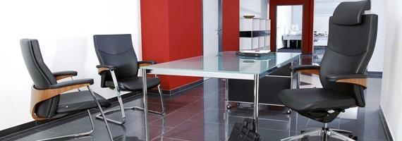 Sièges de direction confort et design, siège ergonomique