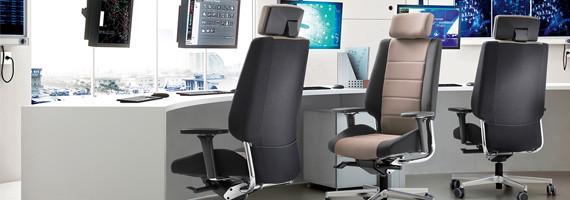 Siège 24h/24h ergonomique, ergonomie au travail