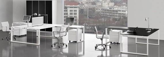 Bureau design, mobilier de bureau de direction NF environnement
