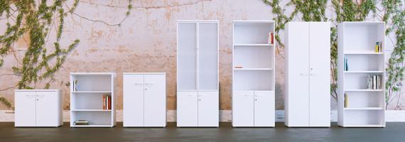 Armoires de bureau: rangement fonctionnel, ergonomie au bureau