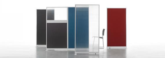 Panneaux cran s parateur bureaux isolation phonique - Isolation phonique bureau ...