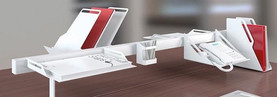 Accessoires de bureau : ergonomie et design pour la déco de bureau