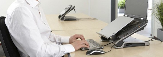 Accessoires ergonomiques: l'ergonomie au travail