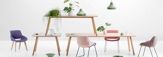 Mobilier de collectivité design pour entreprises et écoles