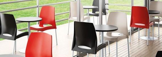 Tables de restaurant et de cafeteria, mobilier restaurant et CHR