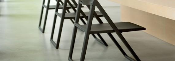 Chaises pliantes, chaises design, mobilier design
