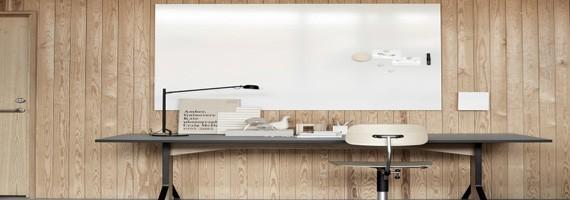 Tableaux blancs magnétiques pour écrire et afficher