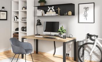 Mobilier pour télétravail, travail à domicile