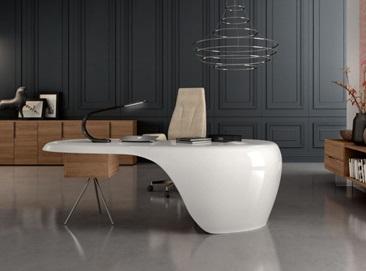 Bureau direction design contemporain