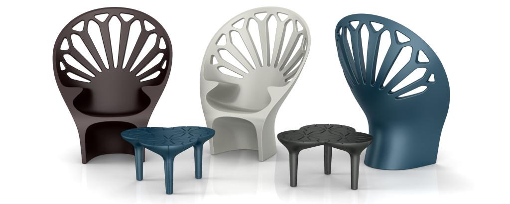 mobilier  pour espaces extérieurs