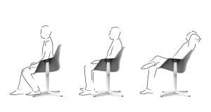 Posture ergonomique