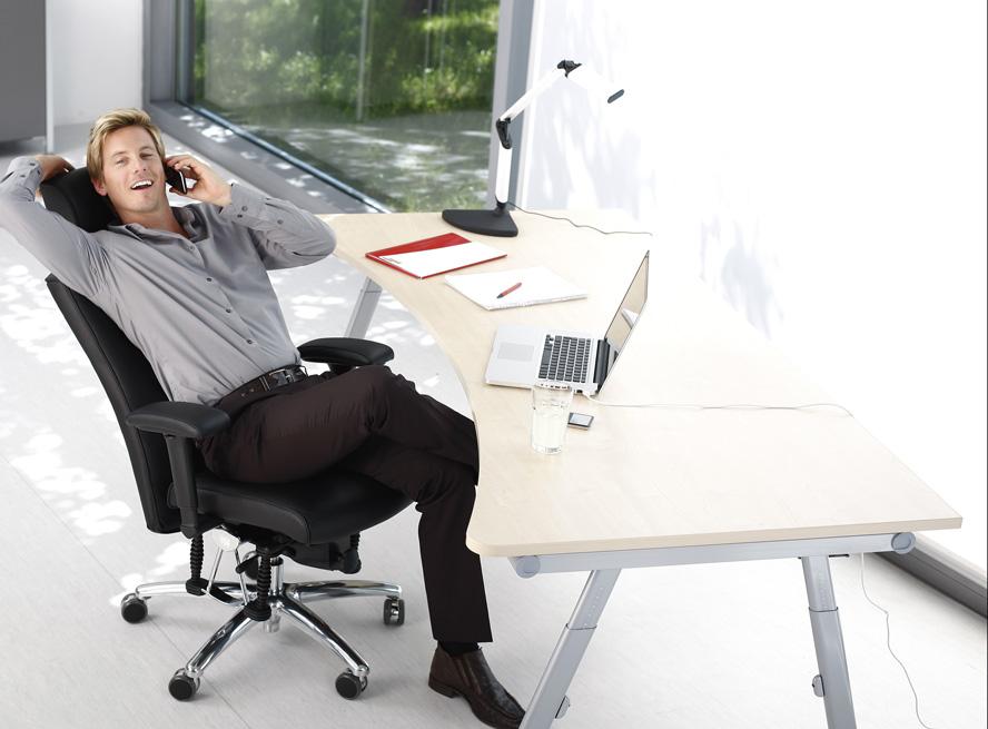 soulager votre dos dans votre siège de bureau