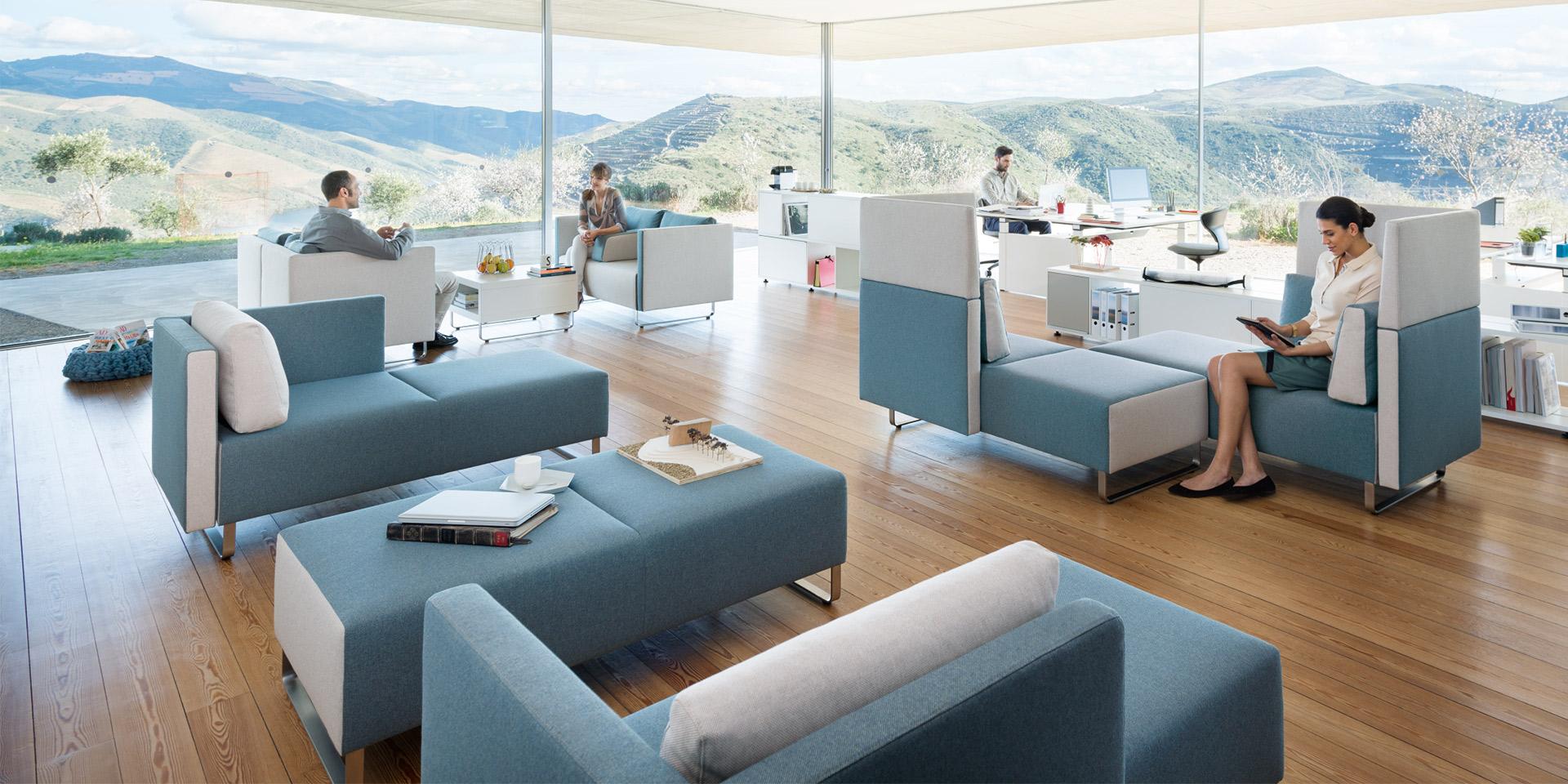 bien am nager son espace d tente pensez la convivialit de votre entreprise. Black Bedroom Furniture Sets. Home Design Ideas