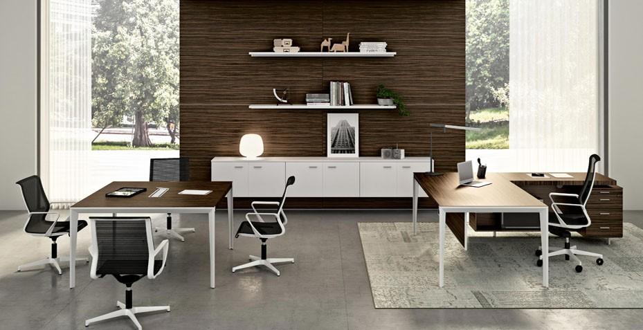Bureau et table de réunion haut de gamme