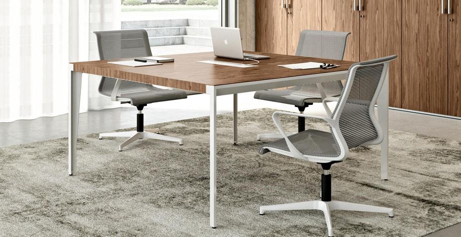 Table de réunion moderne