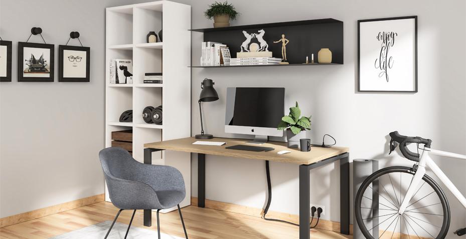 home office; haut de gamme; style, design, télétravail